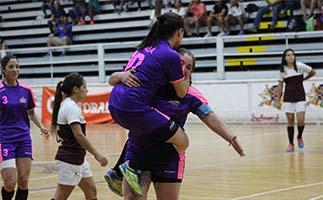 Resultado de imagen para universidad maza, punteras del futsal femenino